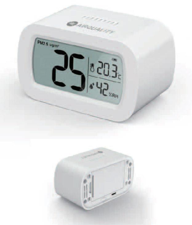 Smart Air Monitor PM2.5 Monitor – Amg 1.3